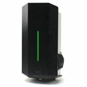 Garo laddbox 22kW 32A 400V med uttag typ 2 med wi-fi