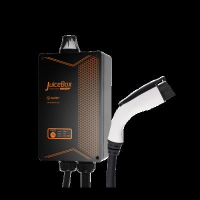 Juicebox Pro 3,7-22kW 16-32A med fast kabel typ 2
