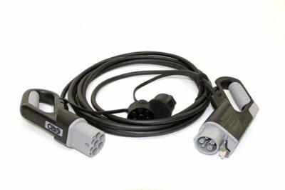 Garo laddkabel typ 1 till typ 2 32A 230V