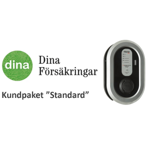 Dina försäkringar EV Solution standard Ratio laddbox laddstation laddkablar Tesla ladda elbil Nissan Leaf Kia Optima Kia Soul
