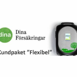 """Dina Försäkringar kunderbjudande """"Flexibel"""""""