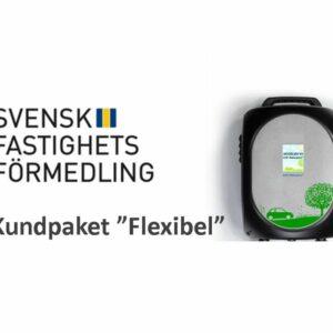"""Svensk Fastighetsförmedling """"Flexibel"""""""