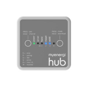 HUB för Zappi laddbox charging box ladda elbilen för uppkoppling