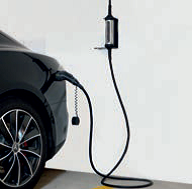 Juice booster 2 ladda elbilen elbil laddbox laddkabel EV Solution laddstation