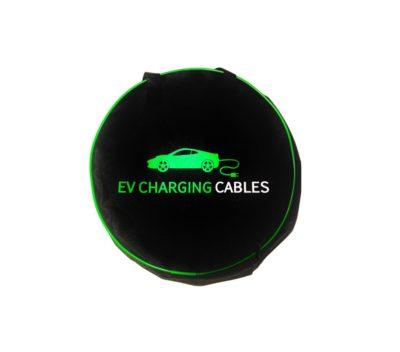 Väska för laddkabel EV Solution AB kabel för elbil ladda elbilen EV