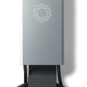 Laddstation Stilo 1,4-22kW med fast kabel typ 2