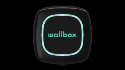 Wallbox PULSAR Plus FRONT BLACK
