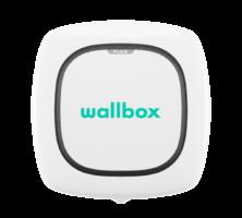 Wallbox pulsar plus vit laddbox laddstation ladda hemma