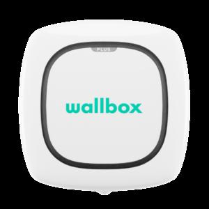 Wallbox Pulsar Plus Vit laddbox 3-fas inkl. installation