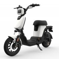Elmoped eloped viarelli nui moped elmotorcykel HIMO sidovy